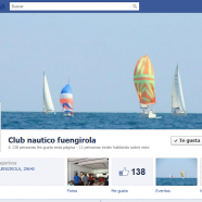 Club Náutico en Facebook